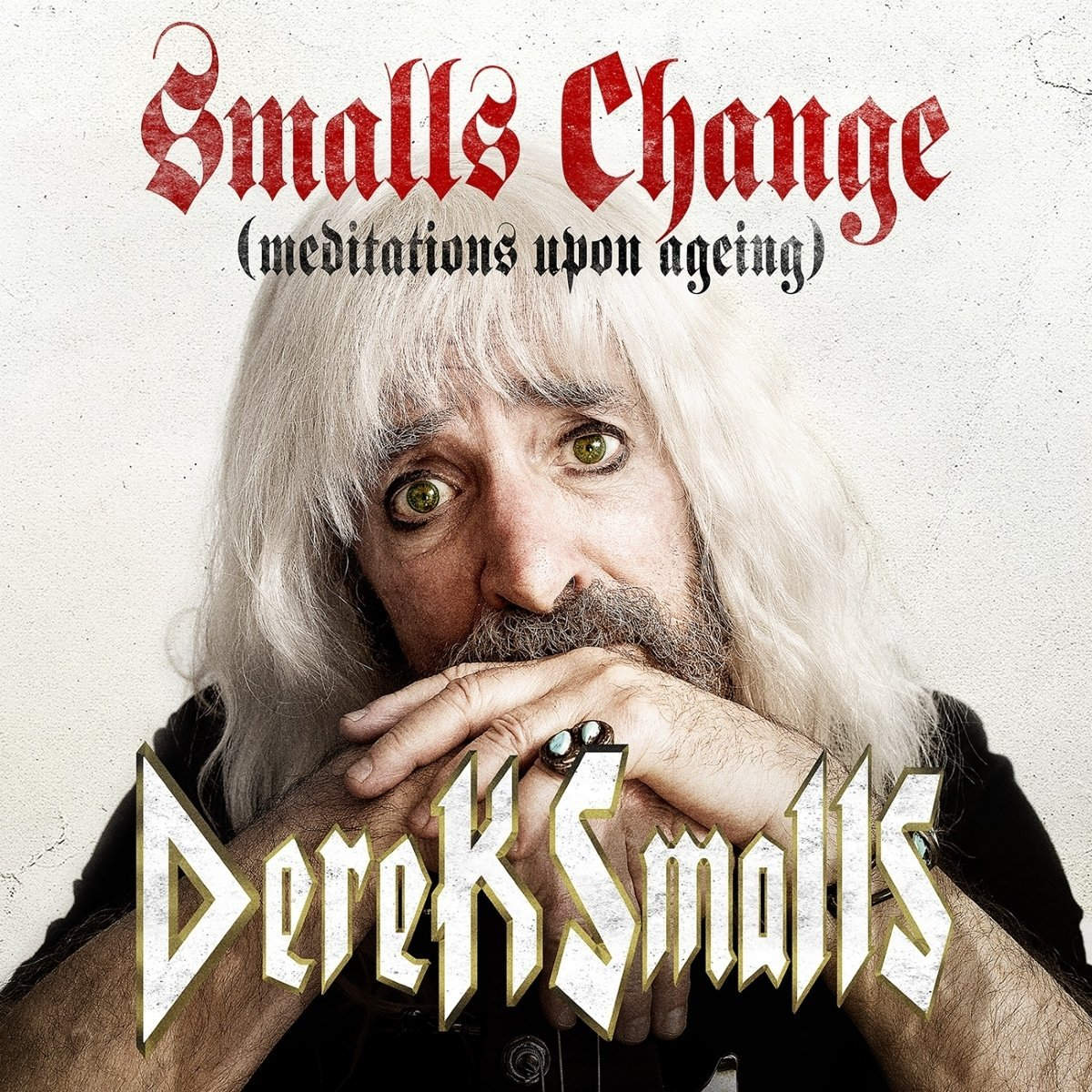 Derek Smalls: Smalls Change (2018) Book Cover