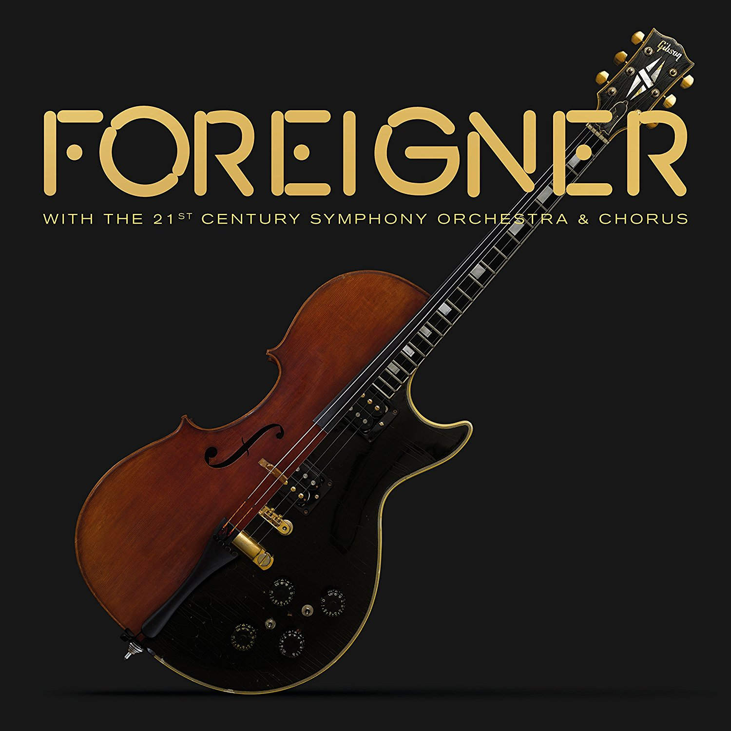 Foreigner: With The 21st Century Symphony Orchestra & Chorus (2018) Book Cover