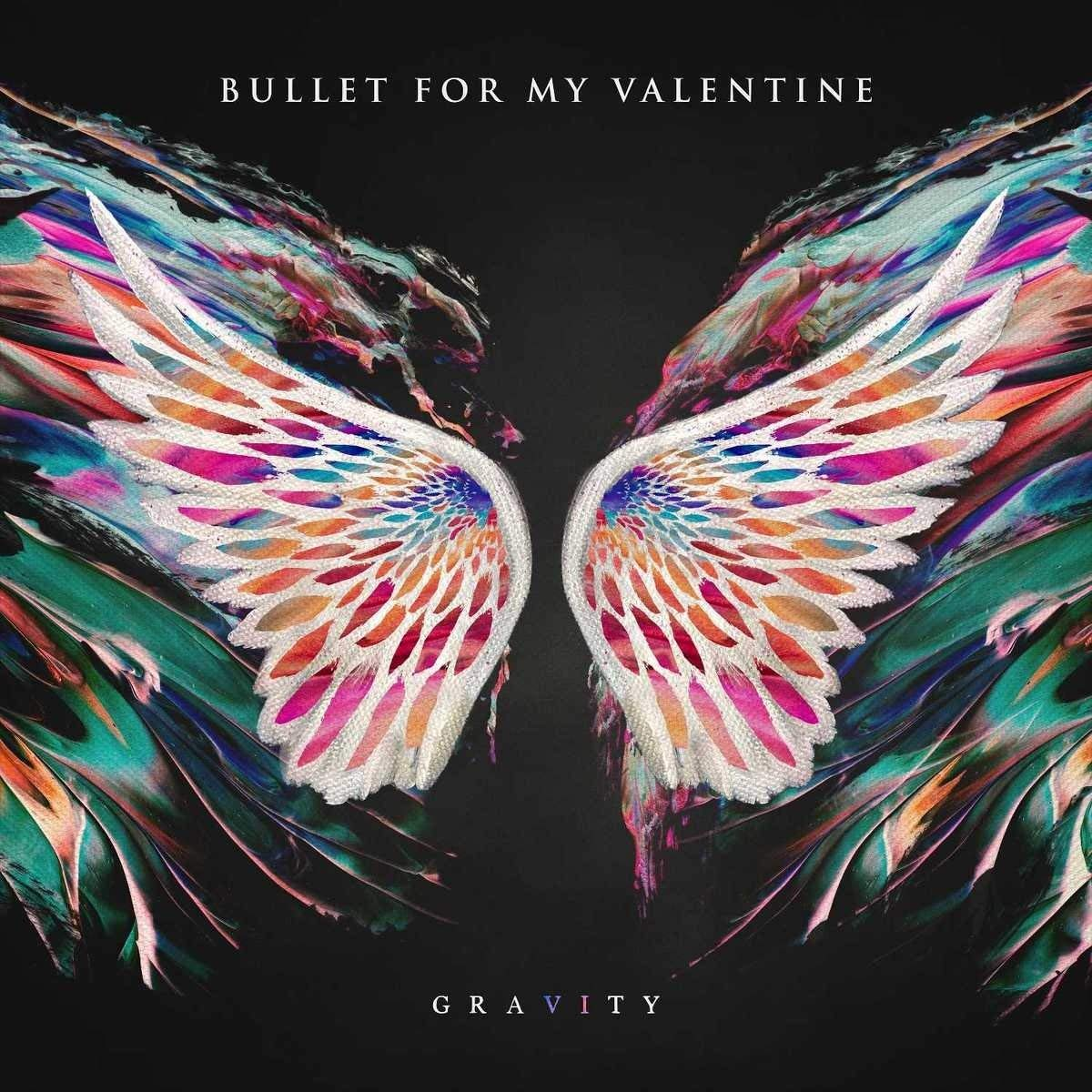 Bullet For My Valentine: Gravity Book Cover