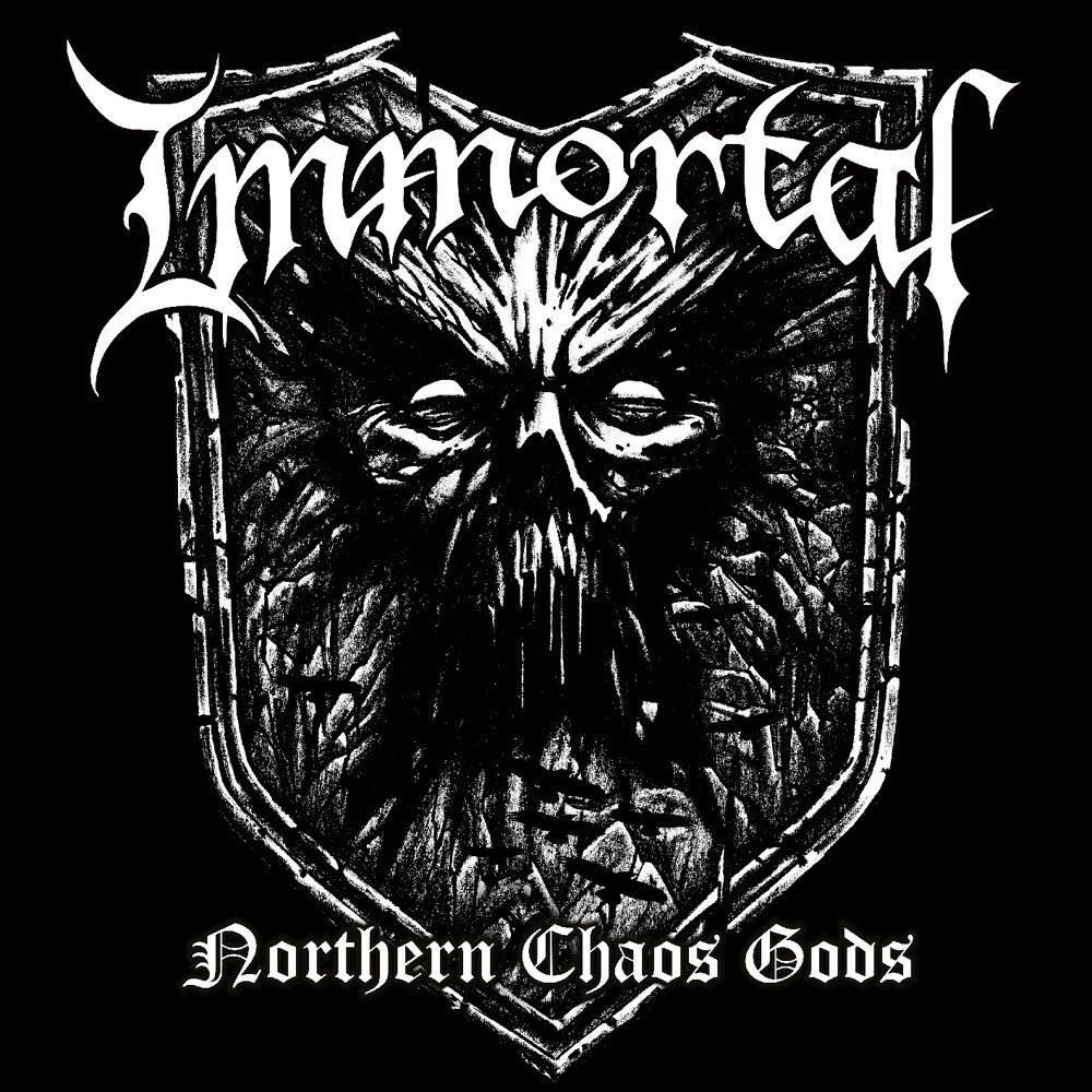 Immortal: Northern Chaos Gods (2018) Book Cover