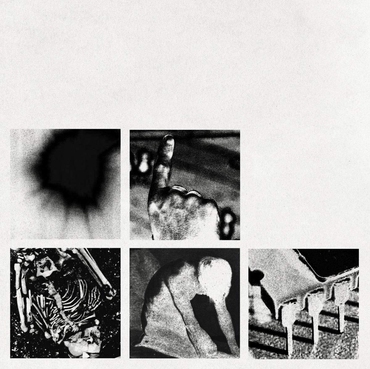 Nine Inch Nails: Bad Witch (2018) Book Cover