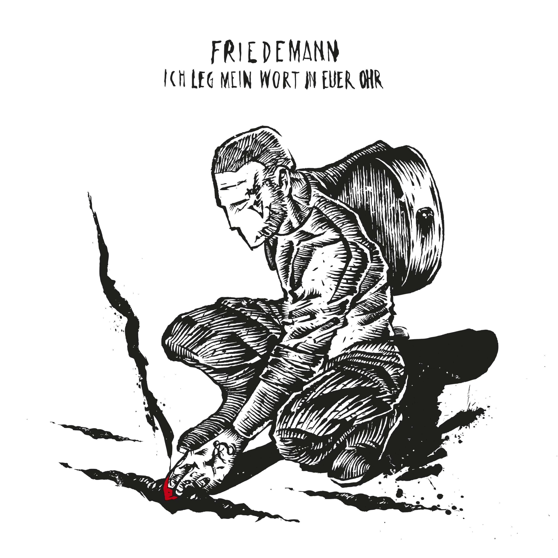 Friedemann: Ich leg mein Wort in Euer Ohr Book Cover