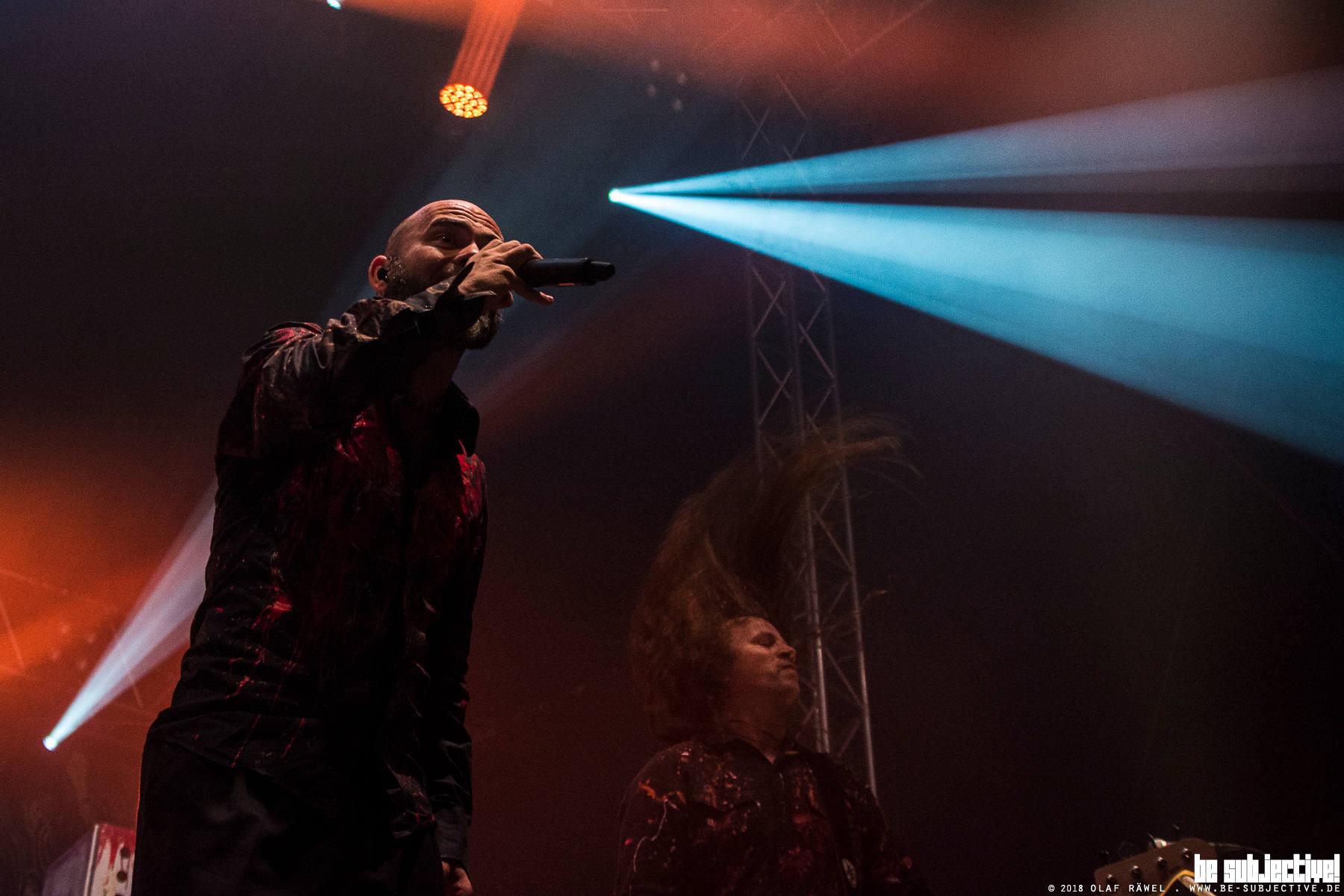 Die Apokalyptischen Reiter (Foto: Olaf Raewel bs! 2018)