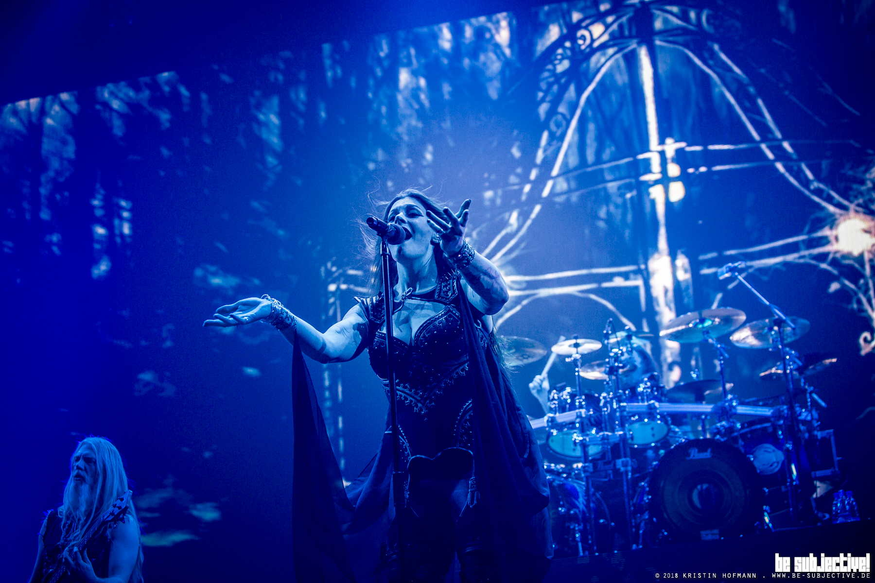 Nightwish (Foto: Kristin Hofmann bs! 2018)