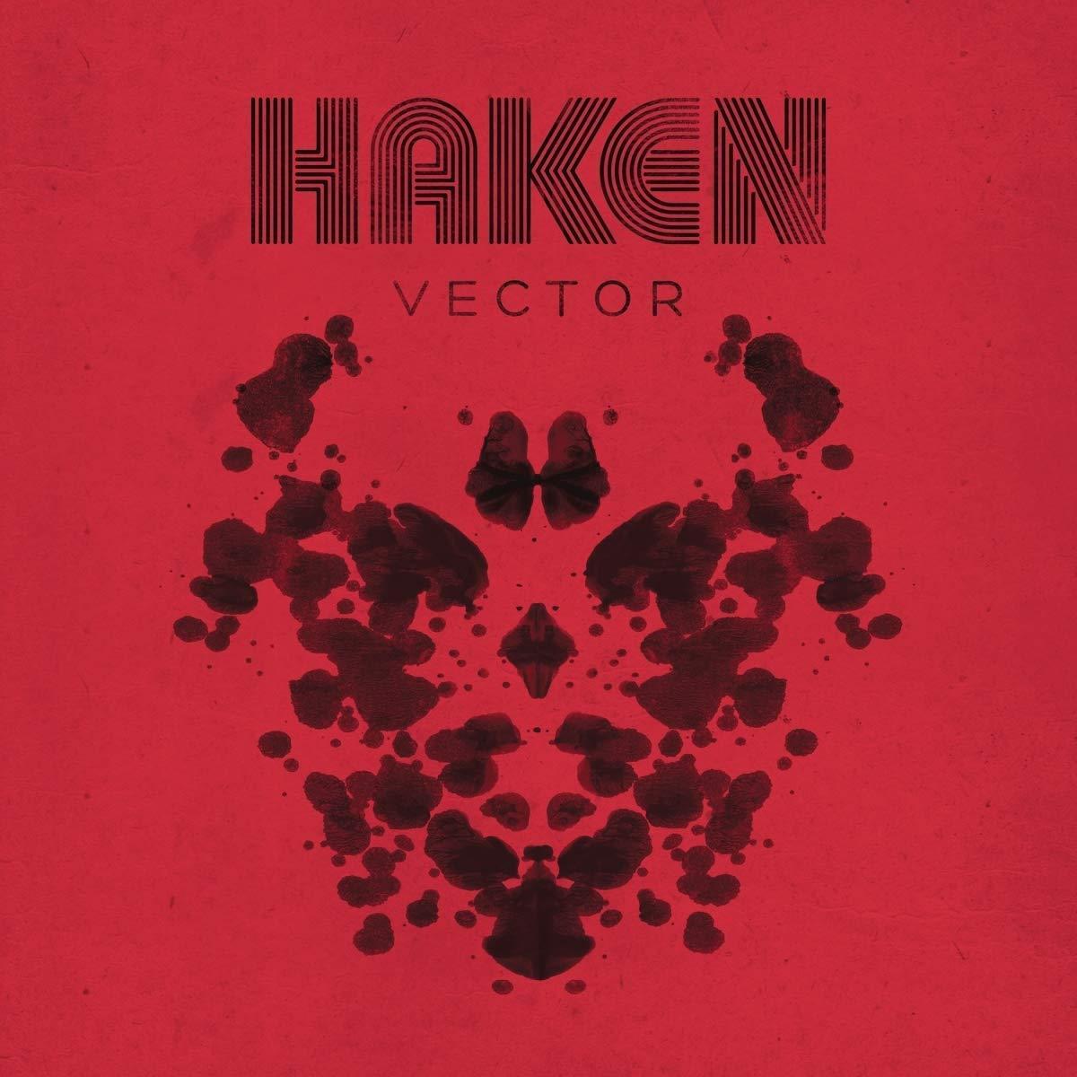 Haken: Vector (2018) Book Cover