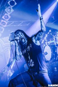 Amorphis (Foto: Olaf Räwel bs! 2019)