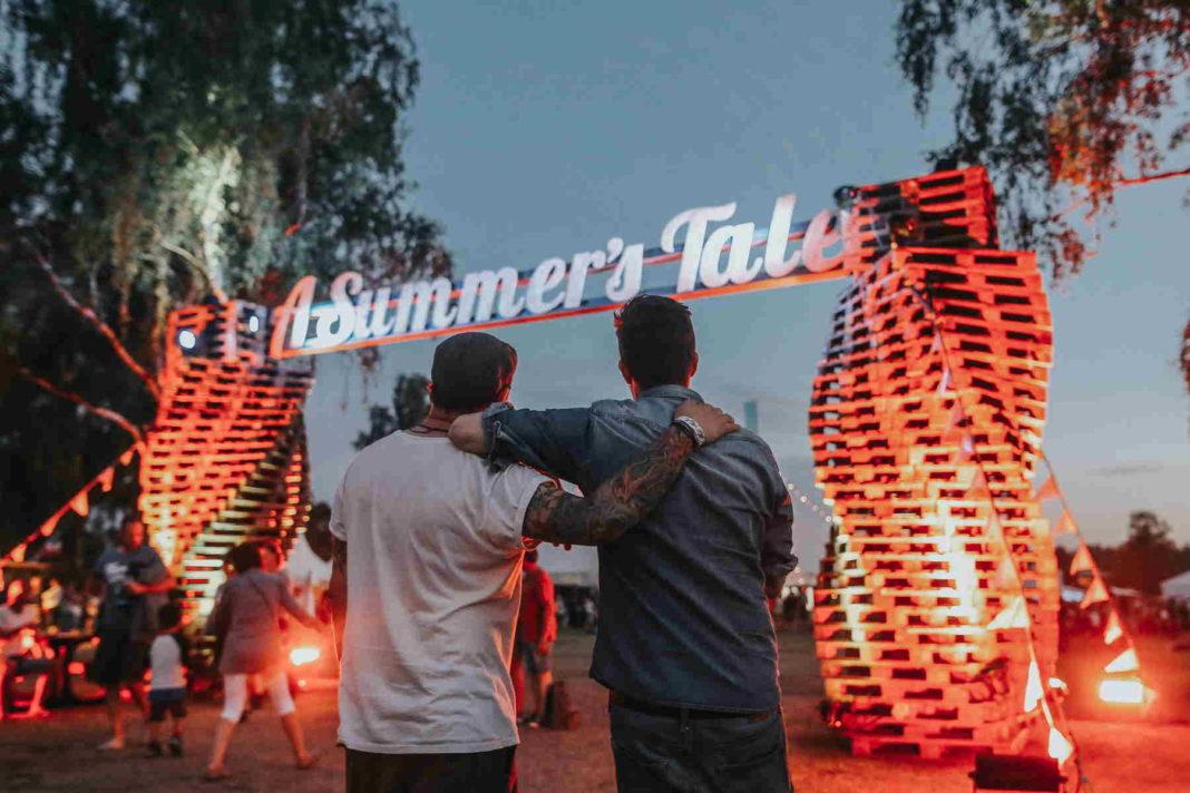 A Summer's Tale (Foto: Malte Schmidt, Quelle: FKP Scorpio)