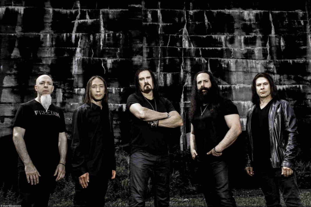 Dream Theater (Foto: Mark Maryanovich, Quelle: Semmel Concerts)