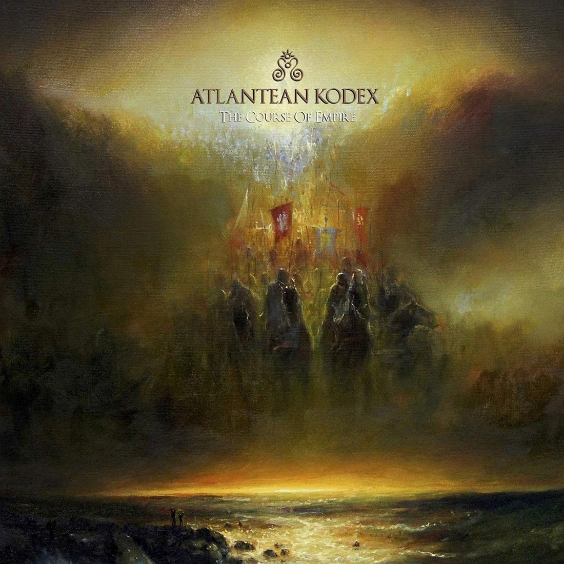 Atlantean Kodex: The Course Of Empire (2019) Book Cover