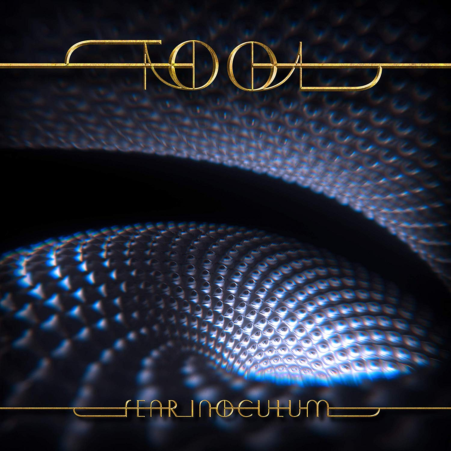 Tool: Fear Inoculum (2019) Book Cover