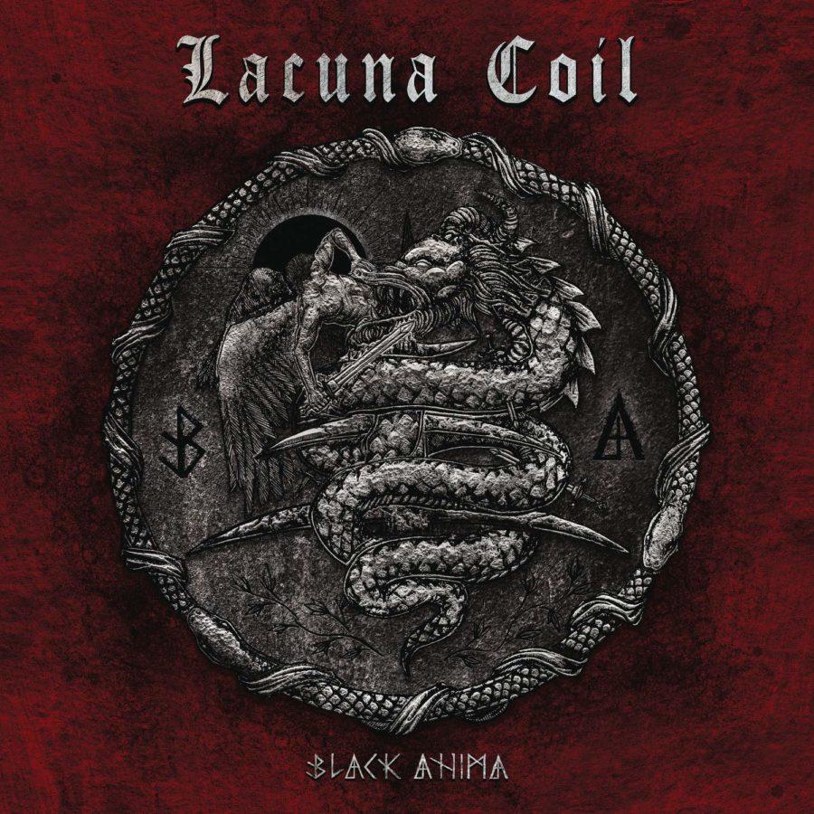 Lacuna Coil: Black Anima (2019) Book Cover