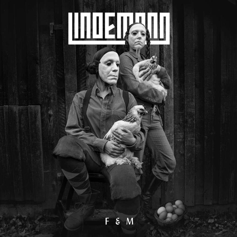 Lindemann: F & M (2019) Book Cover