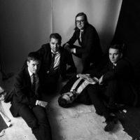 Tom Schilling & The Jazz Kids (Foto: Puria Safary, Pressefreigabe)