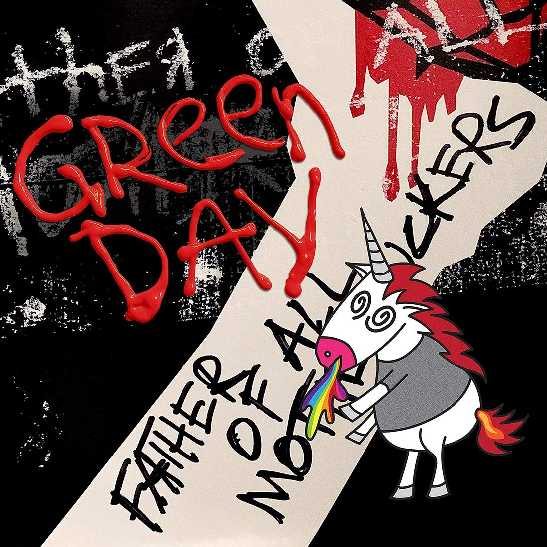 Green Day: Father Of All... (2020) Book Cover