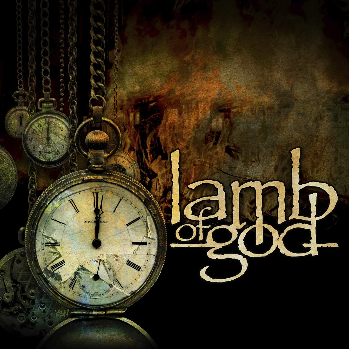 Lamb Of God: Lamb Of God (2020) Book Cover