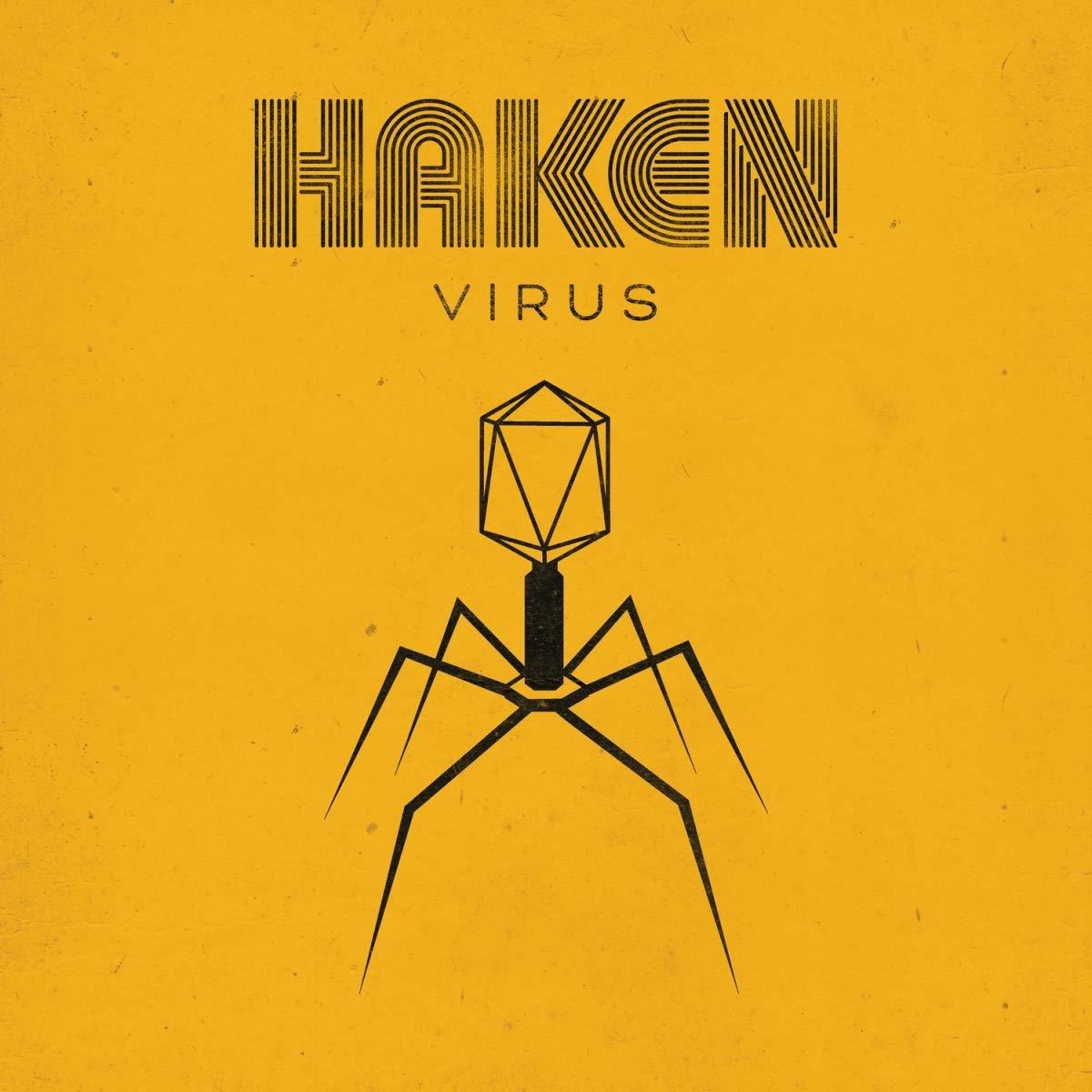 Haken: Virus (2020) Book Cover