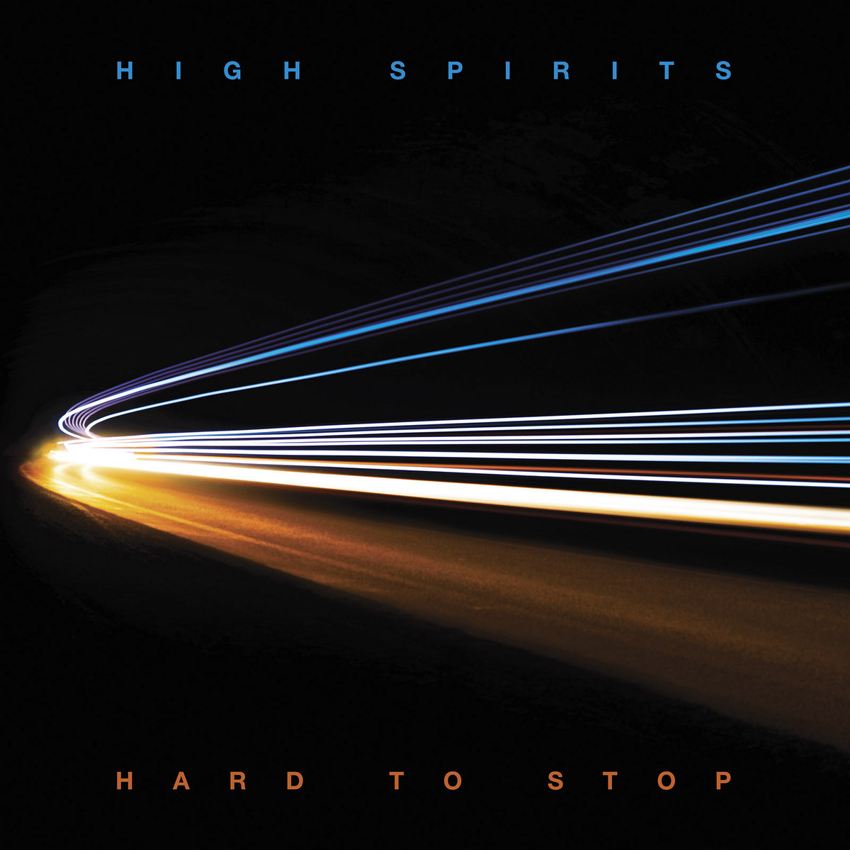 High Spirits: Hard To Stop (2020) Book Cover