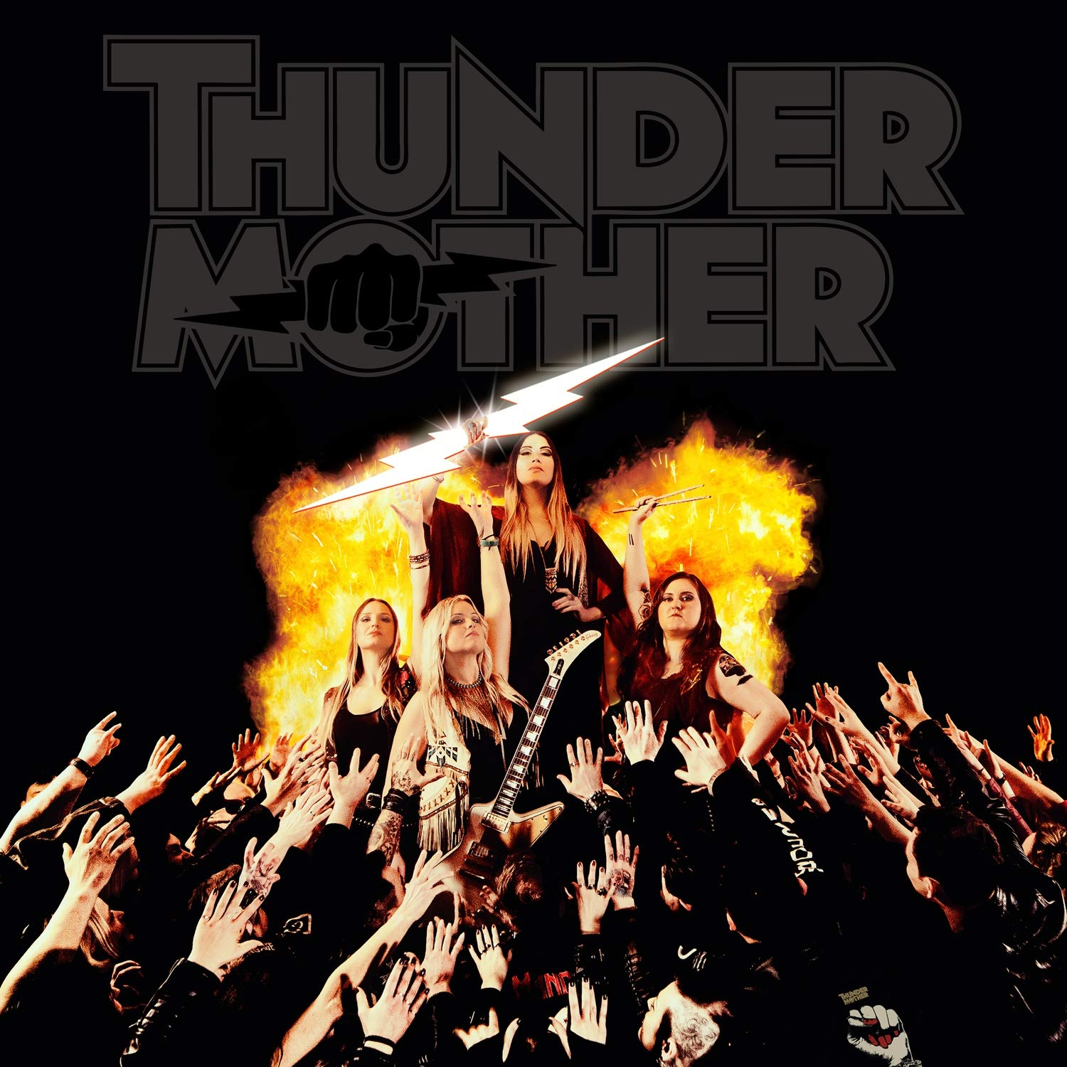 Thundermother: Heat Wave (2020) Book Cover