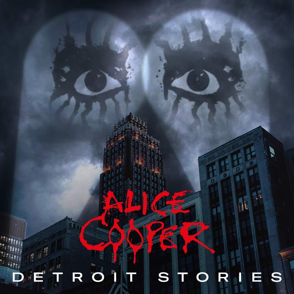 Alice Cooper: Detroit Stories (2021) Book Cover