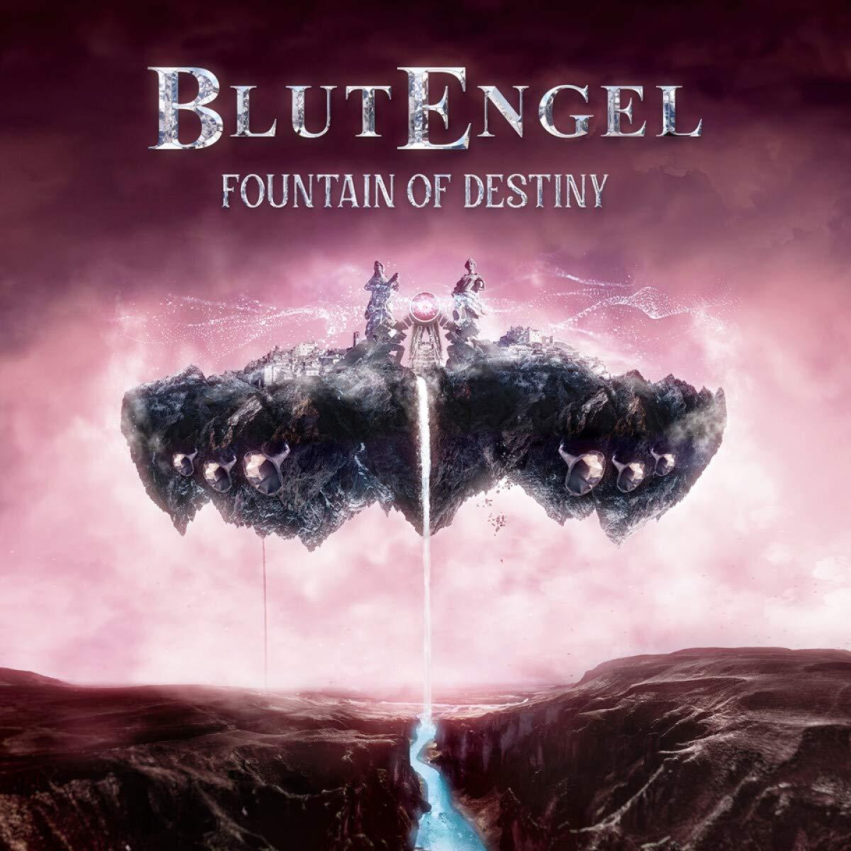Blutengel: Fountain Of Destiny (2021) Book Cover