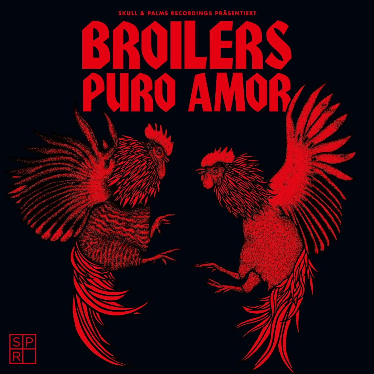 Broilers: Puro Amor (2021) Book Cover