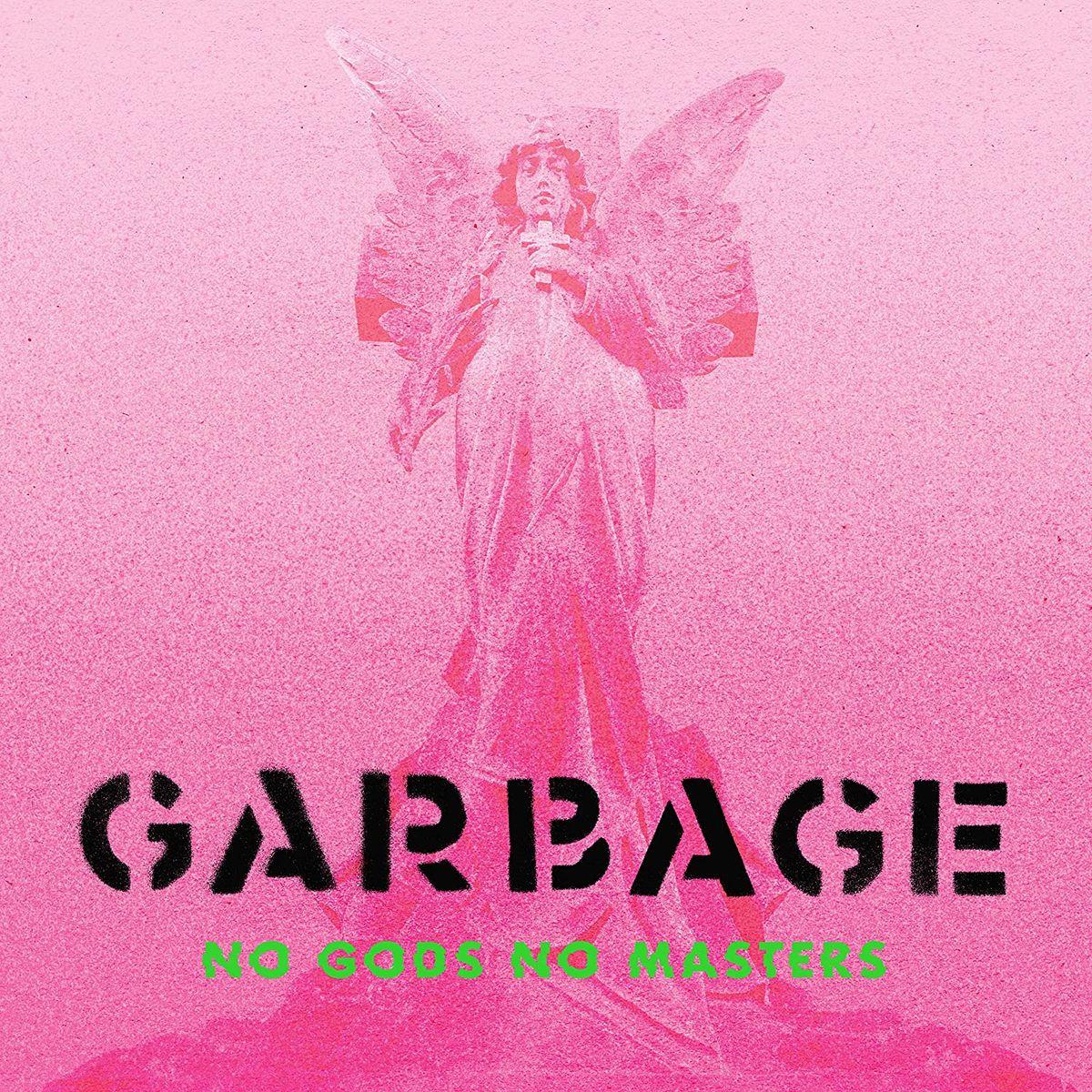 Garbage: No Gods No Masters (2021) Book Cover