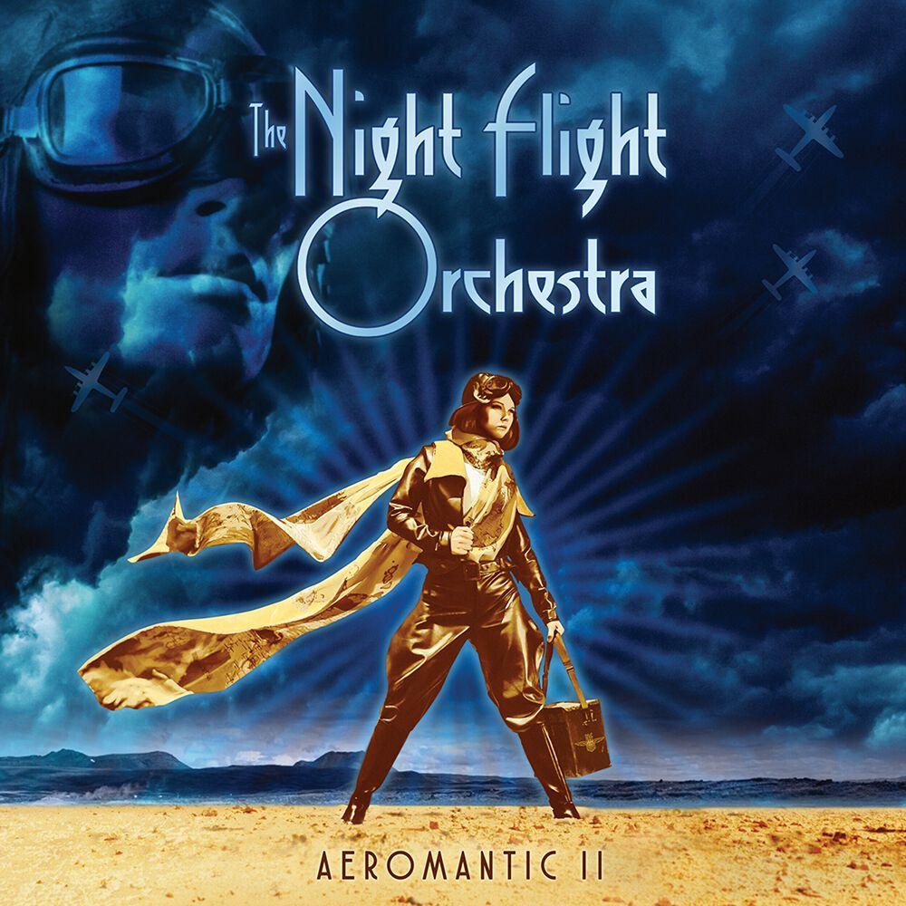 The Night Flight Orchestra: Aeromantic II (2021) Book Cover